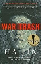 War Trash by Ha Jin (2005, Paperback)