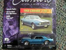 1968 CHEVROLET CAMARO Z-28   2000 JOHNNY LIGHTNING CAMARO COLLECTION  1:64