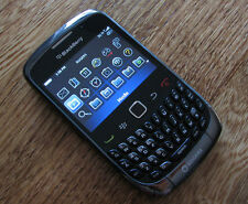 BLACKBERRY CURVE 3G 9300 - GSM Unlocked + Accepts ALL SIM cards-  T-mobile, AT&T