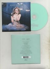 kylie minogue - flower cardsleeve   cd