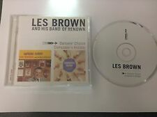 Les Brown - Dancers' Choice/Composer's Holiday (2012) CD