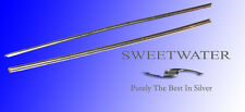 "Sweetwater 8"" 99.99% Pure Silver Wire Rods"