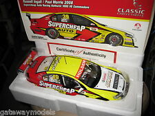 CLASSIC 1/18 SUPERCHEAP BATHURST 2008 HOLDEN COMMODORE VE  INGALL / MORRIS 18396