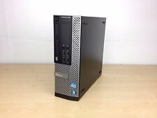 Dell Optiplex 990 SFF PC 3.1GHz i5-2400 CPU, 4GB RAM, 500GB HDD, DVD, Windows 7