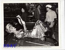 Marlene Dietrich Spoilers VINTAGE Photo candid on set