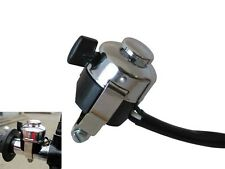 High Beam/ Low Beam Horn Switch - 3 Functions for Motorcycle Motorbikes Trike