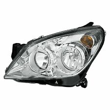 Headlight Opel Astra H '07-  Right Chrome | HELLA 1LG 270 370-641