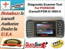 PORSCHE Car Diagnostic Scanner tool SRS ABS ENGINE iCarsoft  por-II , i960-II