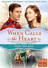 When Calls the Heart: Heart and Soul (DVD, 2015)