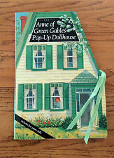Anne Of Green Gables Pop-Up Dollhouse Book