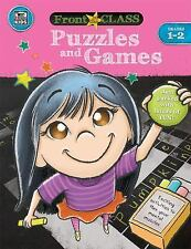 Front Of The Class - Puzzles And Games Gr01 To Gr 0 (2016) - New - Trade Pa