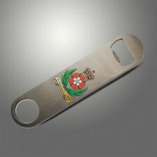 The Intelligence Corps Bottle Opener / Bar Blade