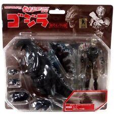 Takara Godzilla Microman Godzilla Figure KM-03 Action Figure First Monochrome