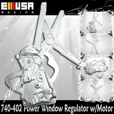 Front Passenger Power Window Regulator w/o Motor for 95-99 BMW 318ti 740402