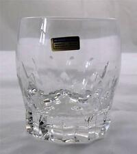 Villeroy & and Boch IRIS old fashioned tumbler glass 24% lead crystal NEW