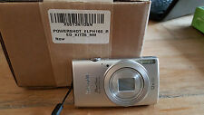 Canon PowerShot ELPH 160 20.0 MP Digital Camera - Red-still in box
