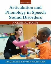Articulation and Phonology in Speech Sound Disorders by Waengler ,5th