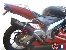 SILENCIEUX GPR FURORE ALU NOIR APRILIA TUONO RSV 1000 R 2002/05