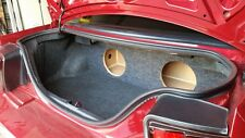 "Zenclosures 2-10"" Subwoofer Sub Box for 1994-2004 Mustang FITS WITH MACH SYSTEM"