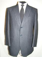 PAL ZILERI (LAB) SMART DESIGNER PINSTRIPE JACKET/BLAZER UK 38  EU 48