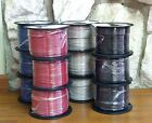 500 FT THHN/THWN WIRE 14 AWG STRANDED 600 VOLT. MADE IN USA. 3 COLORS AVAILABLE
