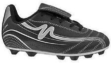 Markwort Mitre Valhalla MENS Soccer Cleats MS5128 SIZE 13 BLK/SLVR