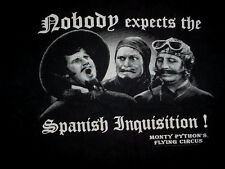 Monty Pythons Flying Circus-Nobody Expects The Spanish Inquisition-T Shirt-M