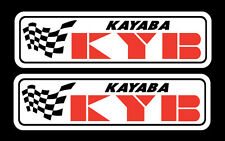 VINTAGE MOTOCROSS Kayaba KYB Fork Decal Set AHRMA CR KX YZ RM