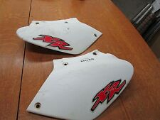 XR 400 HONDA 2000 XR 400R 2000 SIDE COVERS