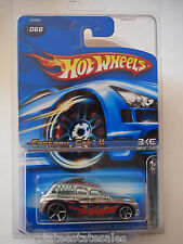 Hot Wheels 2006 ISSUE COLLECTOR 068 COCKNEY COACH II CHROME BURNEZ 3/5