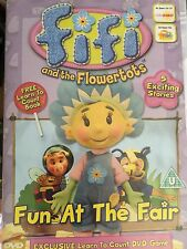 FIFI AND THE FLOWERTOTS: FUN AT THE FAIR ~ Children's Kids TV Favourite | UK DVD