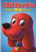Clifford's Really Big Moive DVD-Family-Discounted Shipping