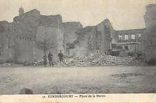 CPA 55 REMBERCOURT PLACE DE LA MAIRIE