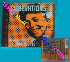 CD Compilation GENERATIONS I 7243 8 5457 2 2 7 ITALY no lp mc vhs dvd (C18)