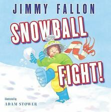 Snowball Fight! by Jimmy Fallon (2005, Hardcover)