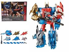 Transformers Generations Combiner Wars Superion Aerialbots Set Kinder Spielzeug