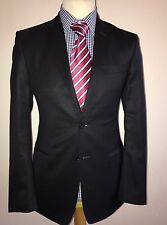 VERSACE COLLECTION LUXURY DESIGNER SUIT MODERN FIT 36x32x29