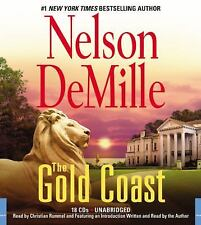 The Gold Coast by Nelson DeMille (2008, CD, Unabridged)
