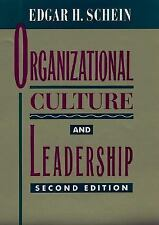 Organizational Culture and Leadership (Jossey-Bass Psychology Series)
