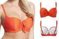 Panache CW0120 Cleo Rita Balcony Balconette Underwired Bikini Top New Swimwear