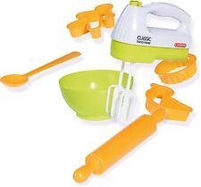 Casdon MIX & BAKE SET Kitchen Mixer Role Play Pretend Children's Toy/Gift BN