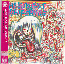 Red Hot Chili Peppers - Red Hot Chili Peppers - Rare 16 track 2006 Japanese CD