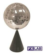 FXLAB 6 Inch Free Standing/Ceiling Mounted Disco Party Occasion Mirror Ball Kit