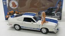 FORD Mustang Ii Cobra (3 angeli per Charlie) con personaggio/Greenlight 1:18