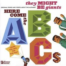 They Might Be Giants - Here Come The Abc's [CD New]