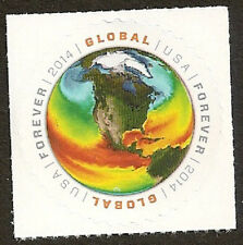 US 4893 Sea Surface Temperatures global forever single MNH 2014