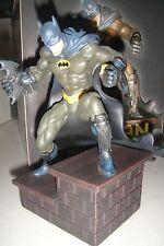 DC-DIRECT BATMAN  MINI-STATUE SIMON BISLEY  & WILLIAM PAQUET 2001 MIB!! Robin