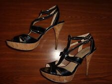 GUESS SANDAL/SHOES WOMEN'S SIZE 9 M (5 INCH HEEL)
