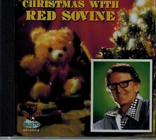 RED SOVINE - CHRISTMAS WITH - CHRISTMAS LOVE SONG/BILLY'S WISH - NEW SEALED CD