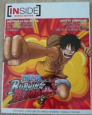 One Piece Burning Blood : Artbook Inside 96 pgs [Collector - Ps4/XboxOne - VF]